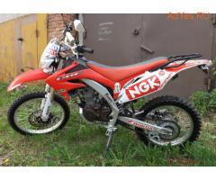 """Мотоцикл """"mikilon D10-250"""""""