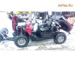 Kawasaki Teryx - 2010год, пробег 202 мили