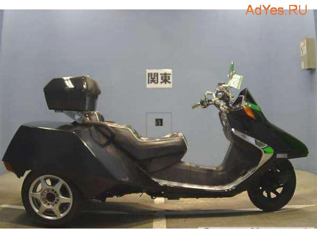 Скутер трайк Honda FUSION TRIKE без пробега РФ