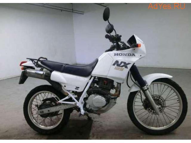 Мотоцикл нейкед байк naked bike Honda NX 125 без пробега РФ