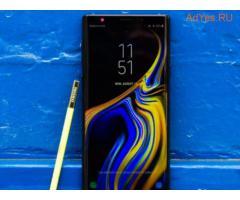 Запечатанный SAMSUNG Galaxy Note 9 (Рст,гарантия)