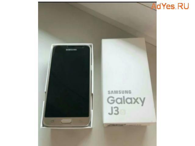 SAMSUNG Galaxy J 3 Duos 2016 (идеал )
