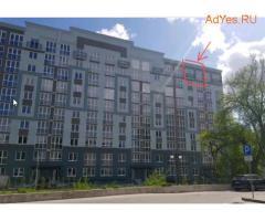 1-к квартира, 38 м², 9/9 эт.