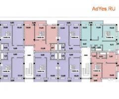 Продаётся 1-к квартира, 42 м², 1/3 эт.