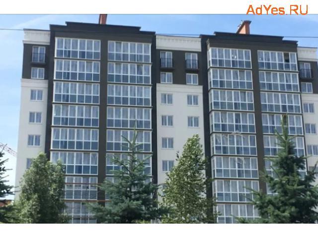 2-к квартира, 54 м², 2/10 эт.