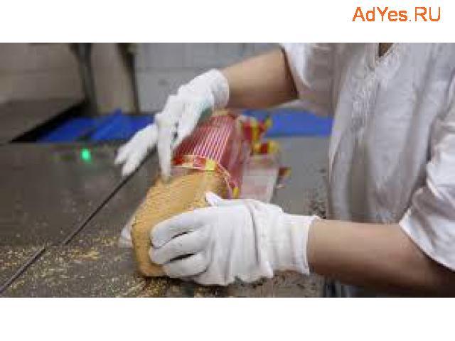 Упаковщик хлебобулочных изделий