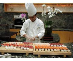 Требуется Повар японской кухни