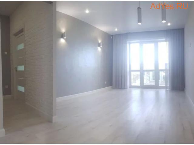 Продам совершенно новую 1-к квартира, 47 м², 15/21 эт.