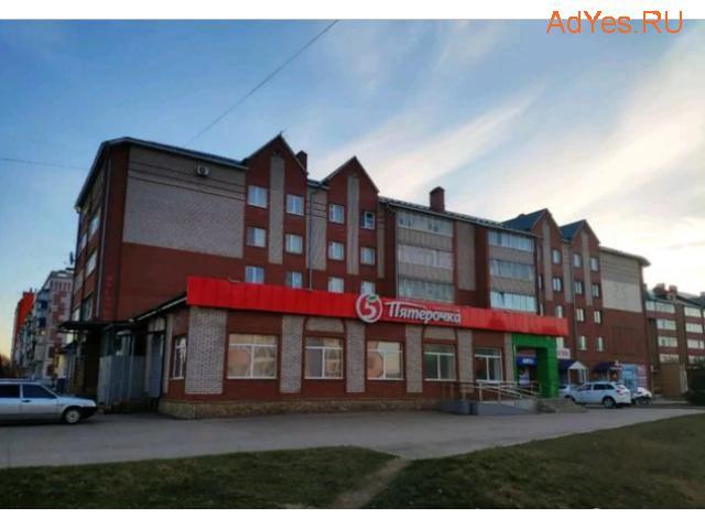 Продается просторная 1-к квартира, 39 м², 4/5 эт.