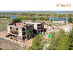 Дом Сдан! Начало продаж 1-к квартира, 56 м², 3/3 эт.