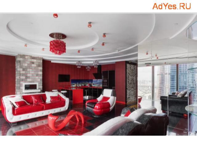 2-к квартира, 120 м², 42/64 эт.
