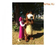 Маша и Медведь Прокат костюмов