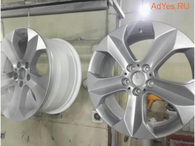 Покраска и реставрация авто, мото дисков