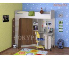 Купить детскую комнату с доставкой