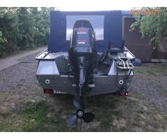 Катер UMS-600 с мотором сузуки 150