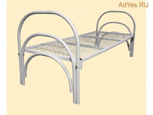 Кровати металлические недорогие от производителя