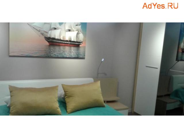 Стильная квартира в центре Сочи