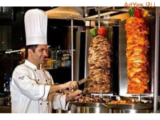 Пекарь-шаурмист