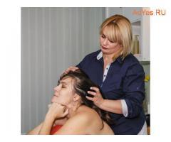 Силовой массаж, правка спины, лечение позвоночника ЦАО