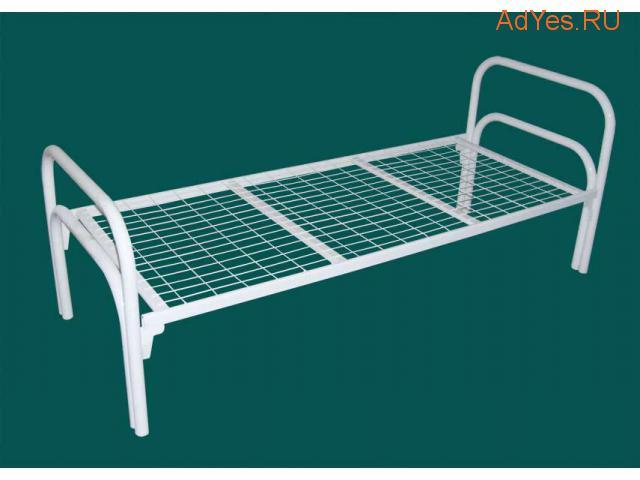 Качественные кровати металлические для казарм
