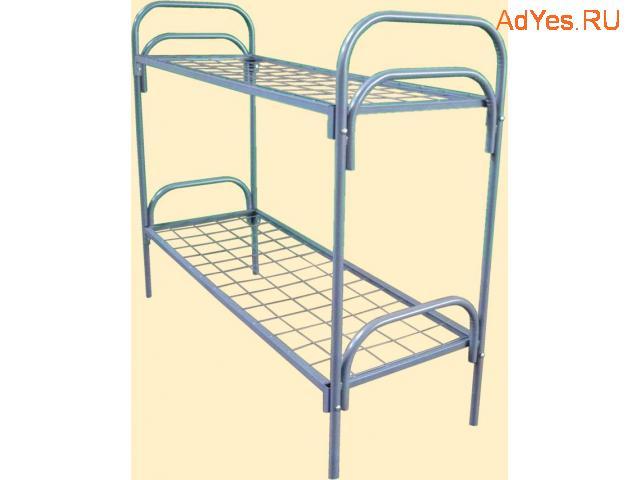 Металлические кровати одноярусные для дачи