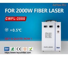 охладитель воды для сварочного аппарата лазера волокна
