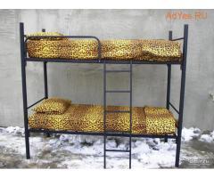 Прочные кровати металлические ГОСТ образца