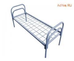 Оптом и в розницу купить кровати металлические у производителя