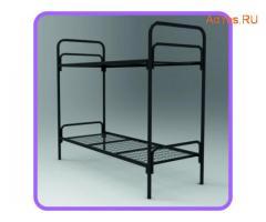 Долговечные железные, металлические кровати для дачи, эконом класс