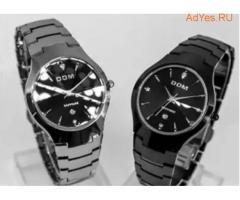 Ударостойкие, водонепроницаемые мужские часы DOM