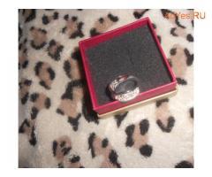 Кольцо серебро с пробой 925 ажурное. 8 мм толщина!