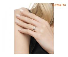 Продам новое серебряное кольцо