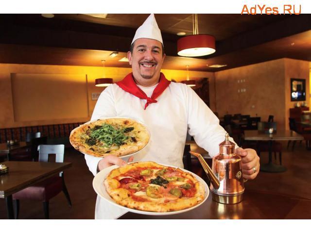 Повар пиццы\пиццамейкер