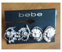 Новые серьги Bebe