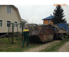 Вынос и вывоз строймусора, старой мебели и др. хлама.