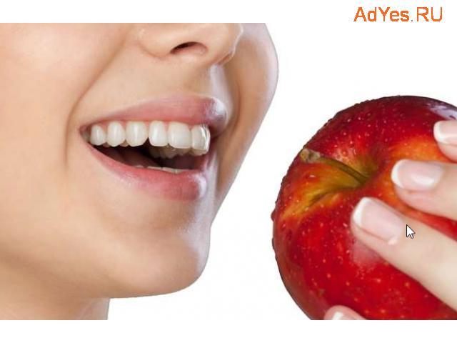 Гибкие зубные протезы из нейлона всего за 10 дней с гарантией