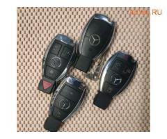 Прошивка ключей Мерседес Mercedes