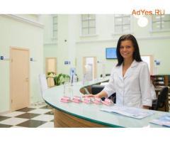 Администратор стоматологической клиники