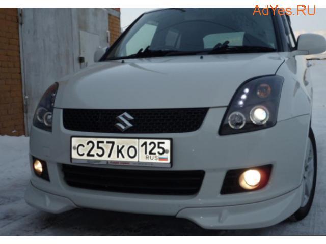 Продажа Suzuki Swift 2009г. в Омске