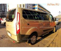 Минивэн FORD TOURNEO CUSTOM