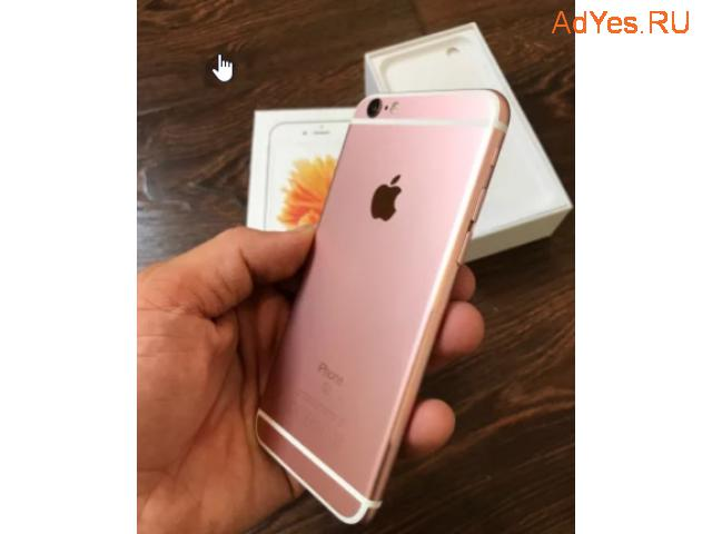 iPhone 6s 32GB без царапин и дефектов