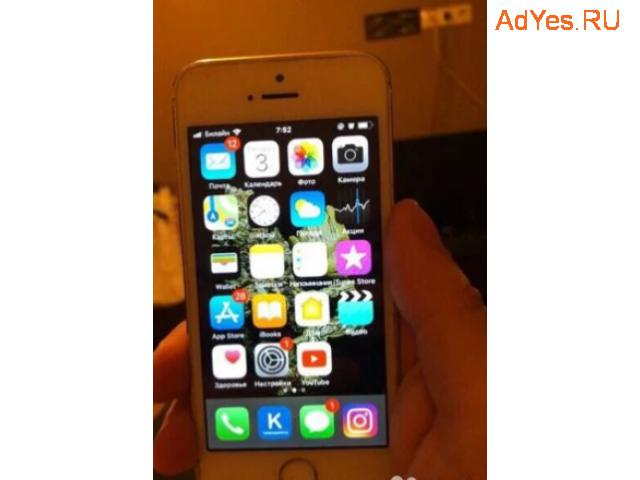 Айфон 5s Touch