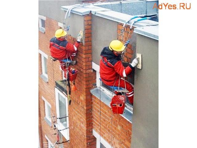 Требуются специалисты по фасадным работам