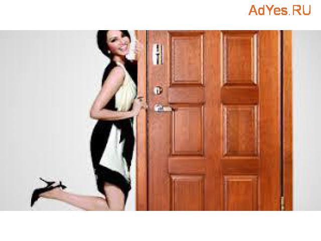 Продавец-консультант салон дверей