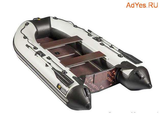 ПВХ лодку с мотором