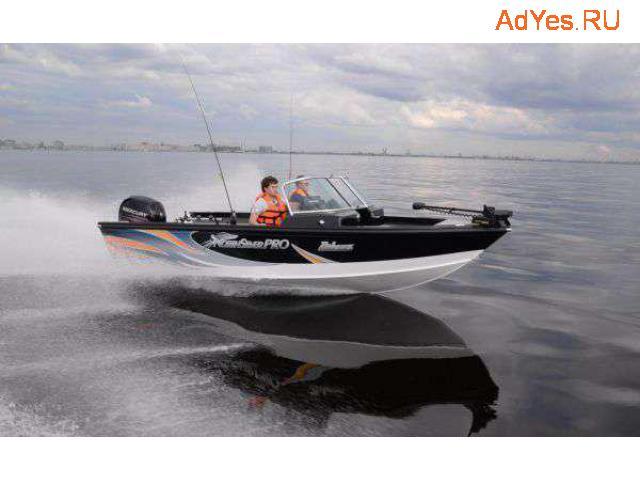 Катер NorthSilver PRO 610 Fish