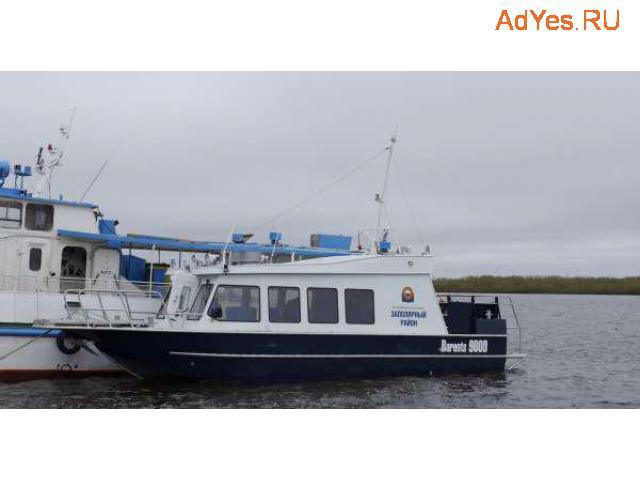 Пассажирский морской катер Баренц 9000