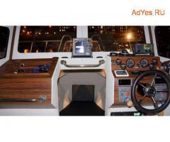 Новый морской катер Баренц 900