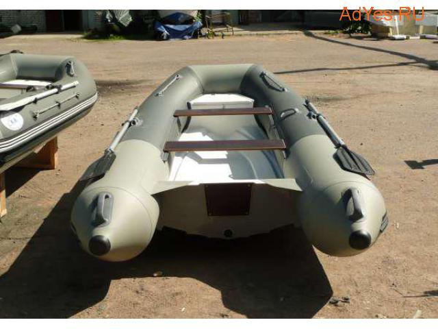 Лодка риб Water Way 370