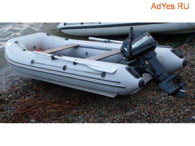 Лодка риб Water Way 300